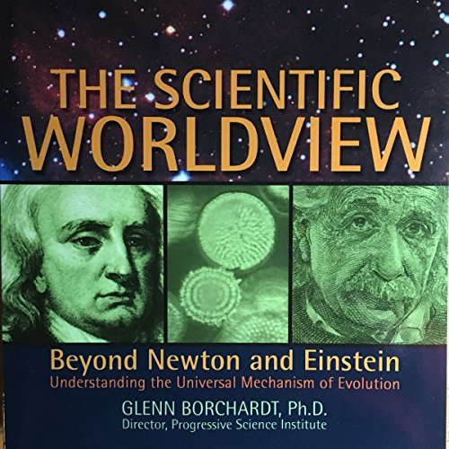 The Scientific Worldview audiobook cover art