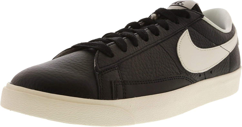 Lago taupo femenino falta de aliento  Amazon.com | Nike Women's Blazer Low PRM Ankle-High Leather Fashion Sneaker  | Shoes