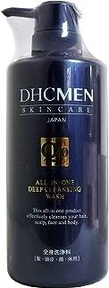 【2本セット】DHC MEN オールインワン ディープクレンジングウォッシュ<全身洗浄料>