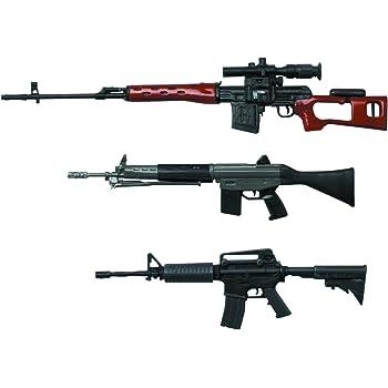 プラッツ GUN-2 1/12 リアリスティックウエポンシリーズ リアリスティックライフル