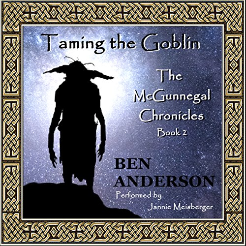 Taming the Goblin audiobook cover art