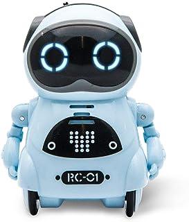 لعبة روبوت الجيب للاطفال من ان دريم، لعبة روبوت صغير تعليمي ذكي، محادثة صوتية، تمييز الكلام والرقص وتغيير الصوت والتكرار، ...