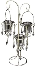 Renaissance 2000 Candle Holder, 9.45 by 9.06 by 19.09-Inch