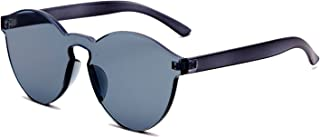 Candy Sunglasses Casual Lady Glasses Men's Sunglasses Color Mirrors