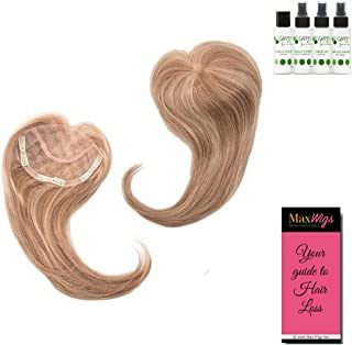 Add-On Front Topper Color FROSTED - Envy Wigs 12