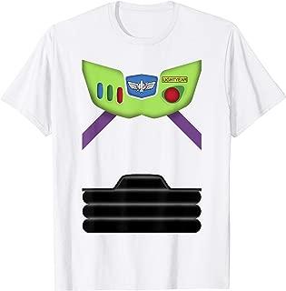 Pixar Toy Story Buzz Lightyear Suit Costume T-Shirt