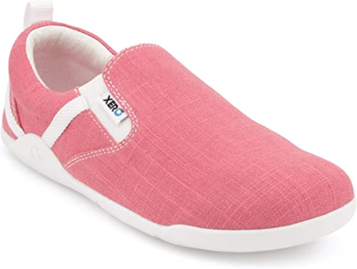 10.Xero Shoes Women's Aptos Hemp Canvas Slip-on