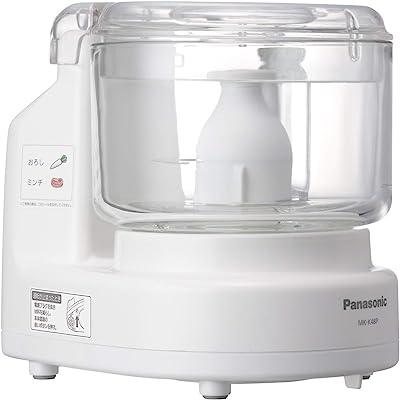 Panasonic Food processor white MK-K48P-W