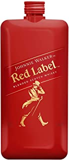 Johnnie Walker Red Label Flask Limited Edition Blended Scotch Whisky 200mL