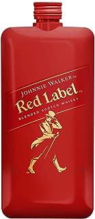 Whisky Johnnie Walker Red Label Pocket Scotch - 200ml