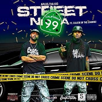 Street Ni99a (feat. Calicoe) - Single