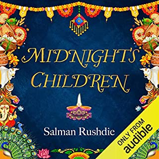 Midnight's Children                   Written by:                                                                                                                                 Salman Rushdie                               Narrated by:                                                                                                                                 Homer Todiwala                      Length: 25 hrs and 39 mins     1 rating     Overall 4.0