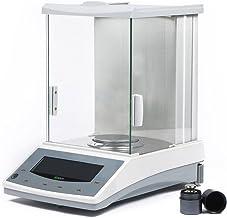 200g x 0.1mg 0.0001g مقیاس آزمایشگاهی دیجیتال تحلیلی دیجیتال از U.S. Solid