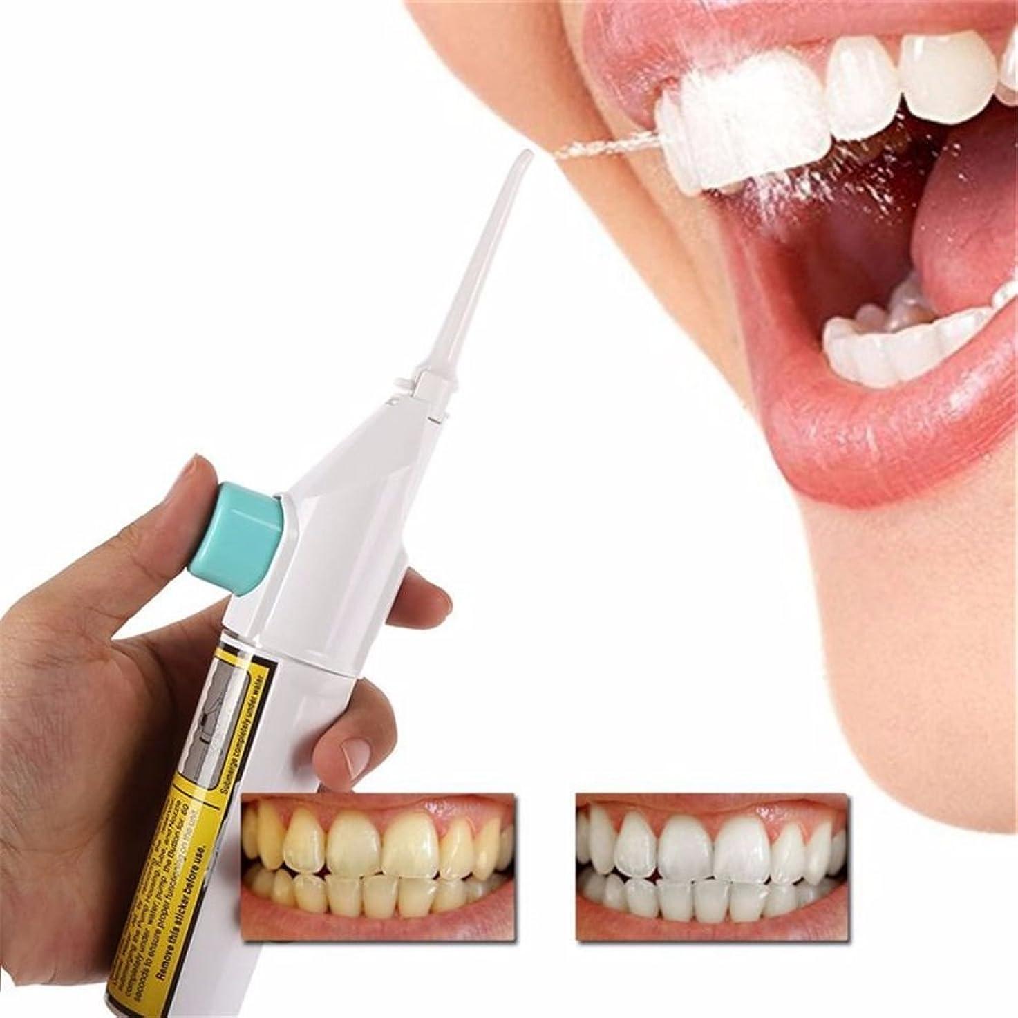 故意の受動的強化空力歯のクリーニングの口頭潅漑の心配水フロスの歯科ウォータージェットの洗浄水パルスのためのスマートな携帯用灌漑装置