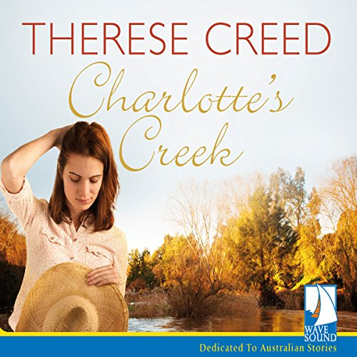 Charlotte's Creek audiobook cover art