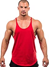 Iwearit Brand Stringer Y Back Tank-Top - Made in USA