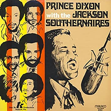 Prince Dixon With The Jackson Southernaires