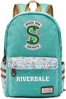 Riverdale Backpacks for School Student Girls, Riverdale Rucksack Teenagers Laptop Backpack