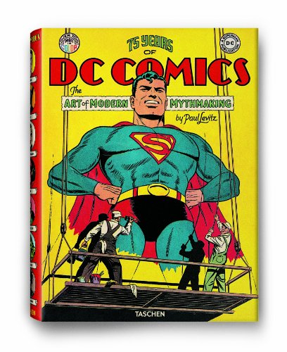 XL-75 YEARS OF DC COMICS