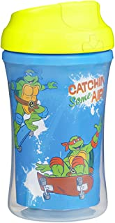 Gerber Graduates Insulated Sippy Cup, Teenage Mutant Ninja Turtles, 9oz 1pk