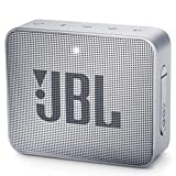 JBL GO2 - Altavoz Bluetooth ultra portátil impermeable - gris