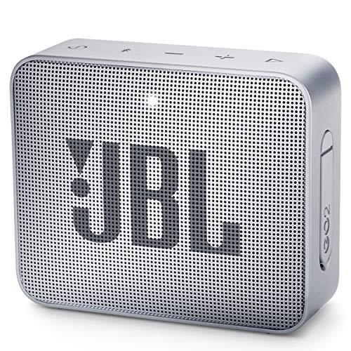 JBL GO2 - Waterproof Ultra Portable Bluetooth Speaker - Gray