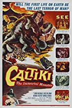 Caltiki the Immortal Monster (Z) POSTER (27