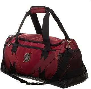 The Flash Logo Men's Gym Bag Duffle Bag