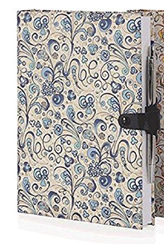 Agenda 2018Pocket tägliche Locken Florentia 2018INTEMPO 7x 11cm mit festem Block mit Gummizug Piu 'Stift inklusive Qualitätsprodukt