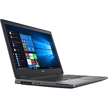 """Dell Precision 7730 1920 X 1080 17.3"""" LCD Mobile Workstation with Intel Core i7-8850H Hexa-core 2.6 GHz, 16GB RAM, 512GB SSD"""