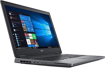 "Dell Precision 7730 1920 x 1080 17.3"" LCD 移动工作站,配备英特尔酷睿 i7-8850H 六核核 2.6 GHz,16GB 内存,512GB SSD"