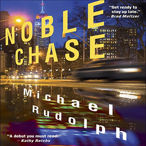 Noble Chase audiobook cover art