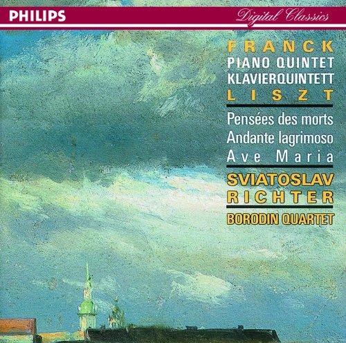 Franck/Liszt: Piano Quintet/Harmonies Poétiques et Religieuses/Ave Maria etc.