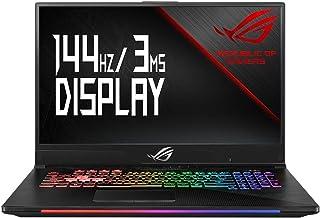 ASUS 华硕 ROG Strix SCAR II GL704GM (90NR00N1-M00380) 17.3英寸全高清显示屏 游戏笔记本 (英特尔酷睿i7-8750H, 16GB RAM, 512GB SSD, NVIDIA GeForce RTX 2070 (8GB), Windows 10)