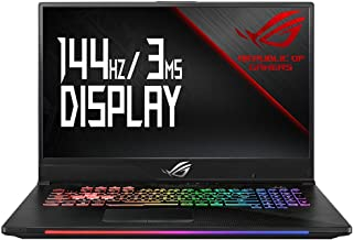 ASUS 华硕 Strix Scar II GL704GW (90NR00M1-M01530) 43.9cm(17.3英寸 FHD 144Hz/3ms 哑光) 游戏本(英特尔酷睿i7-8750H 16GB内存 512GB SSD NVIDIA GeForce RTX 2070(8GB) Windows 10)青铜色