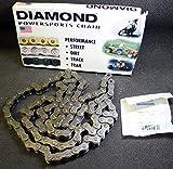 Diamond PowerSports Diamond PowerSports USA #530 Roller Chain Replacement Harley Davidson 112 Link