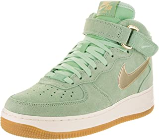 11775cc39993 Nike Women s WMNS Air Force 1  07 Mid Gymnastics Shoes