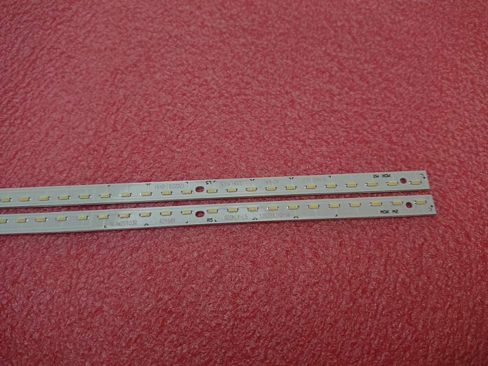 Replacement Part Regular discount for All items in the store TV 2pcs Backlight LED NLAW201 Panasonic
