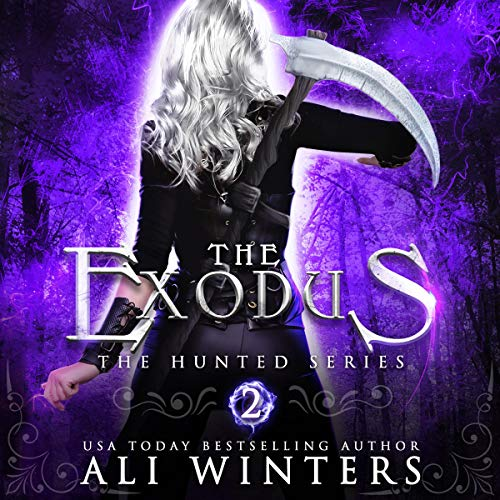 The Exodus Audiobook By Ali Winters cover art