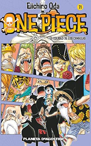 One Piece nº 71: El coliseo de los canallas (Manga Shonen)