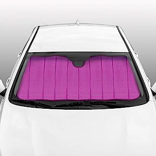 BDK Front Windshield Shade-Accordion Folding Auto Sunshade for Car Truck SUV-Blocks UV Rays Sun Visor Protector-Keeps Your...