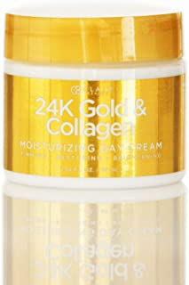 24K Gold & Collagen Luxury Moisturizing Day Cream - Firms | Restores Skin Tone | Reduces Appearance Of Wrinkles and Fine Lines - 60mL