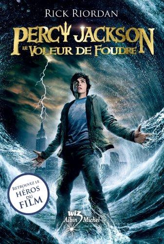 Le Voleur de foudre : Percy Jackson - tome 1 (Wiz)