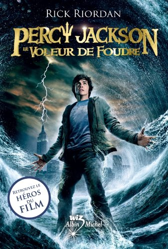 Le Voleur de foudre : Percy Jackson - tome 1 (Wiz) (French Edition)