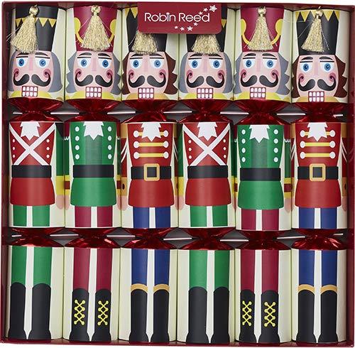 Robin Reed Knallbonbons für Weihnachten, 33 cm, handgefertigt, 72011
