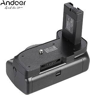 حامل قبضة رأسي متوافق مع كاميرا نيكون D5100 D5200 D5300 دي اس ال ار