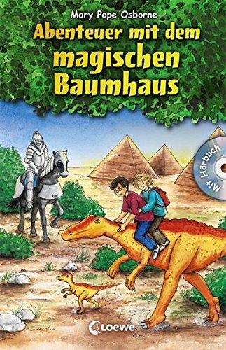 Das magische Baumhaus - Abenteuer mit dem magischen Baumhaus: Sammelband für Mädchen und Jungen ab 8 Jahre - Mit Hörbuch-CD Der geheimnisvolle Ritter (Das magische Baumhaus - Sammelbände)