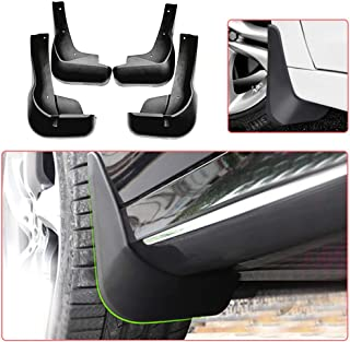 Upgraded Car Mudguards Splash Guards for Mercedes Benz Vito Viano 2006-2010 Front Rear Mudguards Wheel Accessories Styling & Body Fittings 4Pcs Black
