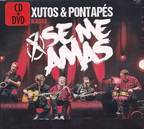 Xutos & Pontapes - Se Me Amas [CD+DVD] 2016