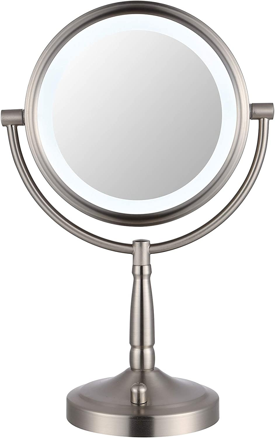 Bonverre Plug in Double Sided LED Lighted 8X All Super popular specialty store stores are sold Mirror Makeup with